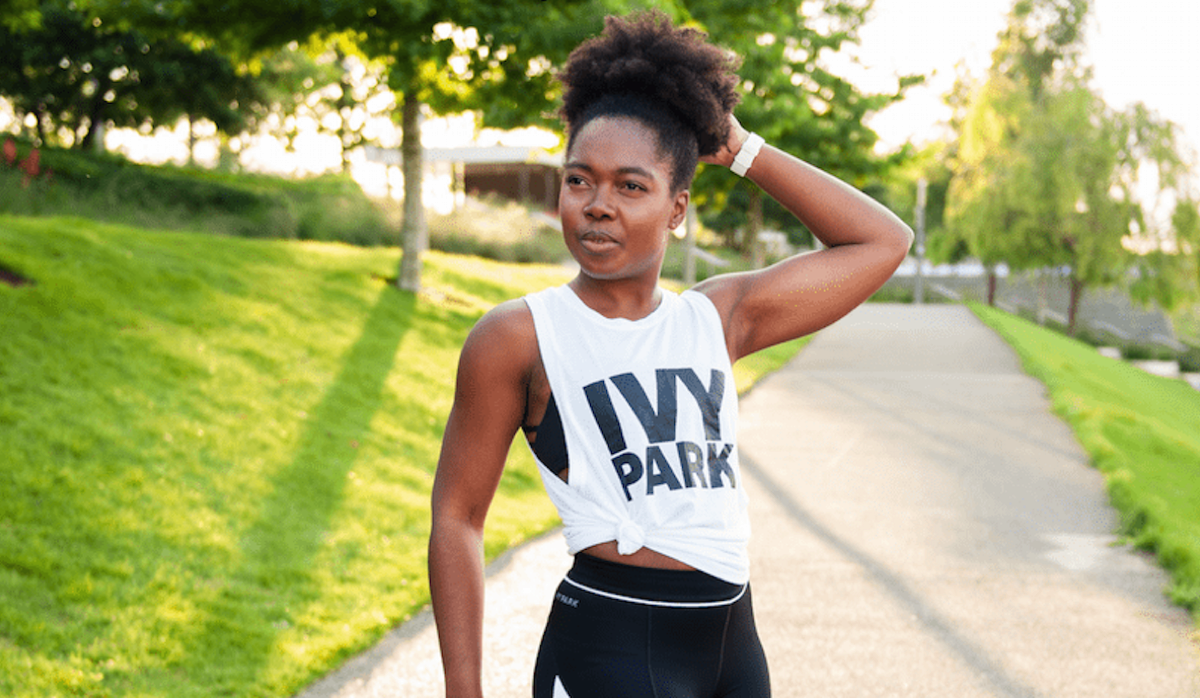 Elle Linton, Personal Trainer And Blogger