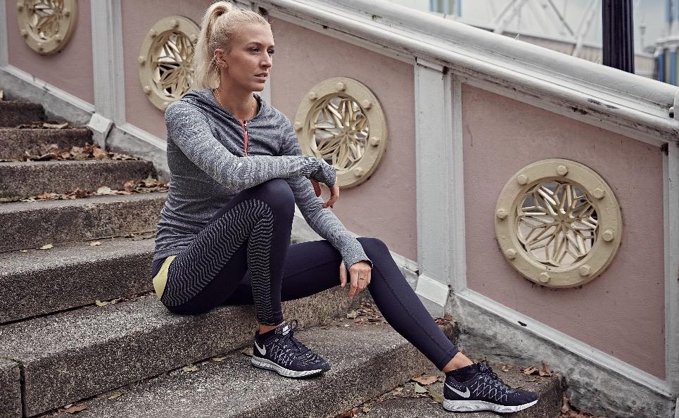 Zanna Van Dijk - Athlete - Blogger - PT