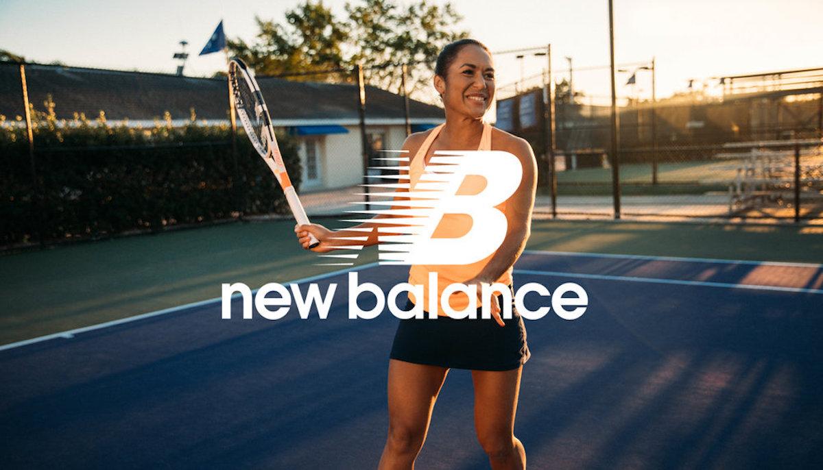 Heather Watson New Balance Tennis