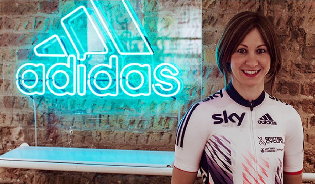 Joanna Rowsell Shand - adidas cycling