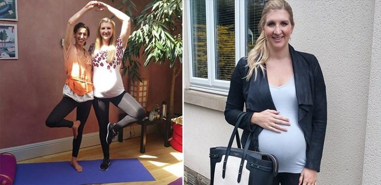 Becky Adlington fitness style