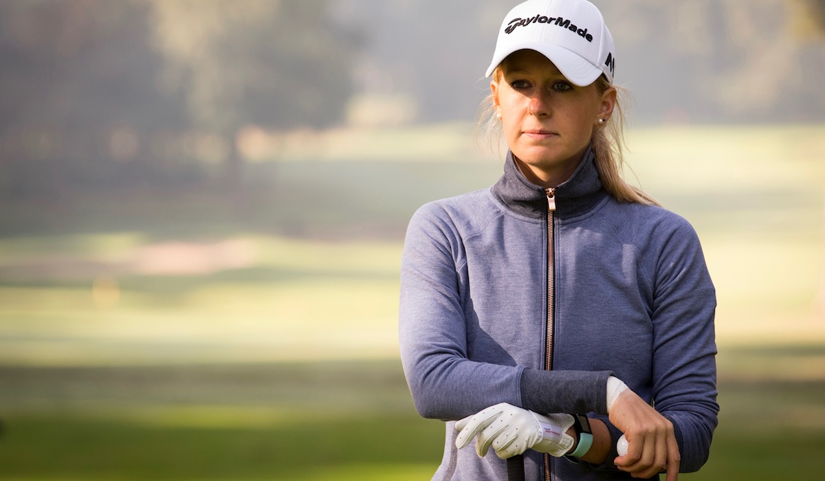 Iona Stephen Garmin Golf
