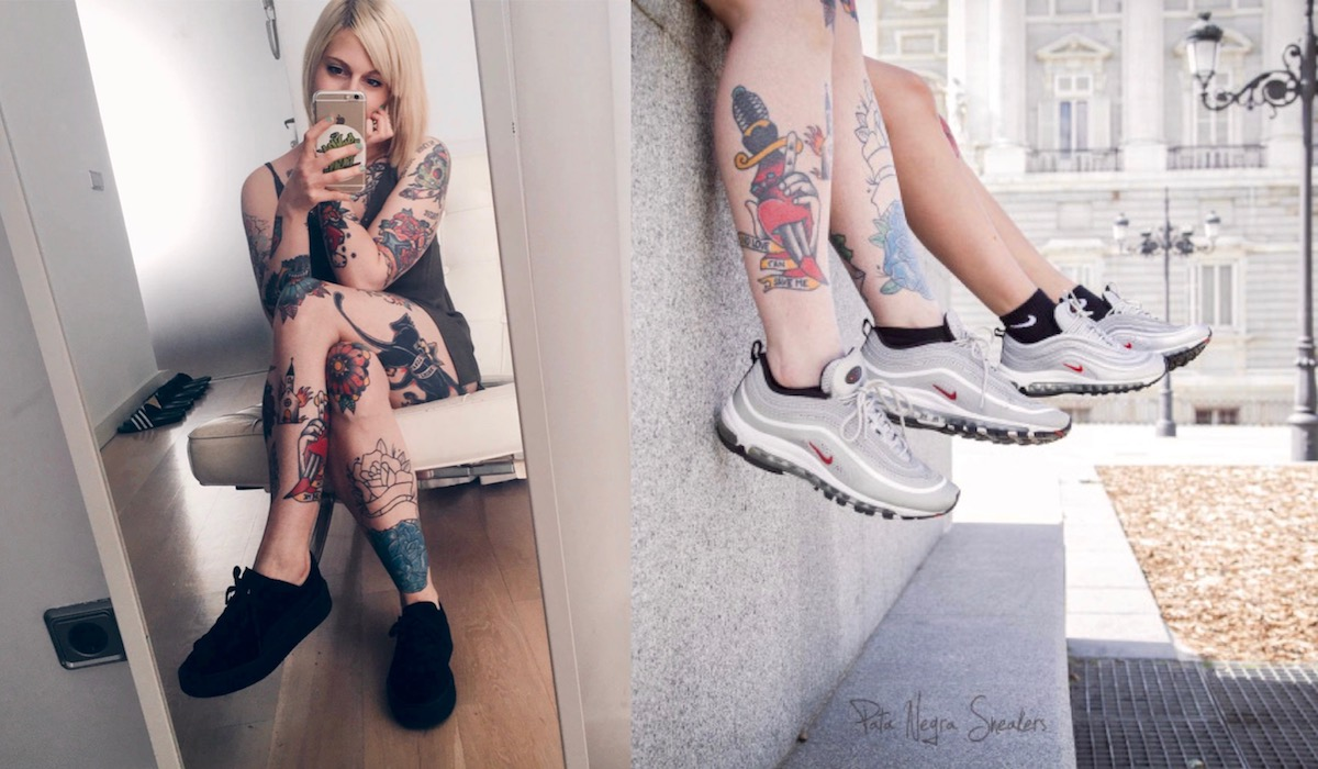 Matilda Anton Sneakers Collection