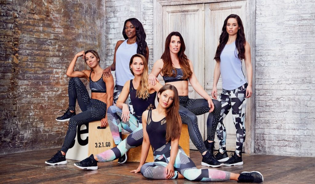 Reebok Girl Squad City Series AW17