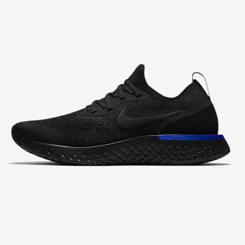 Nike Epic React Flyknit Women's Running Shoe in black