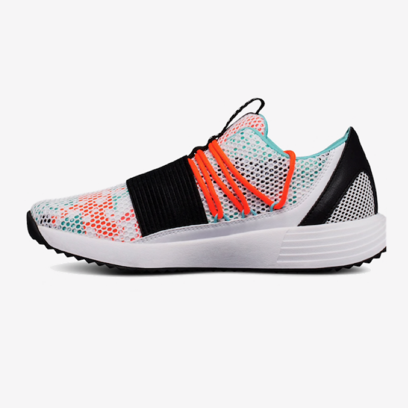 Under Armour Breathe Lace Training Shoes Neon