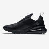 Nike Air Max 270 Triple Black Shoes