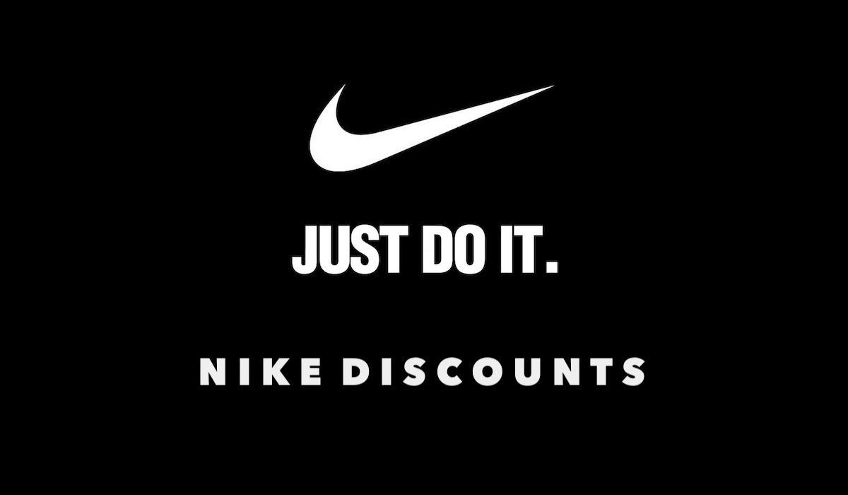 Nike Discounts