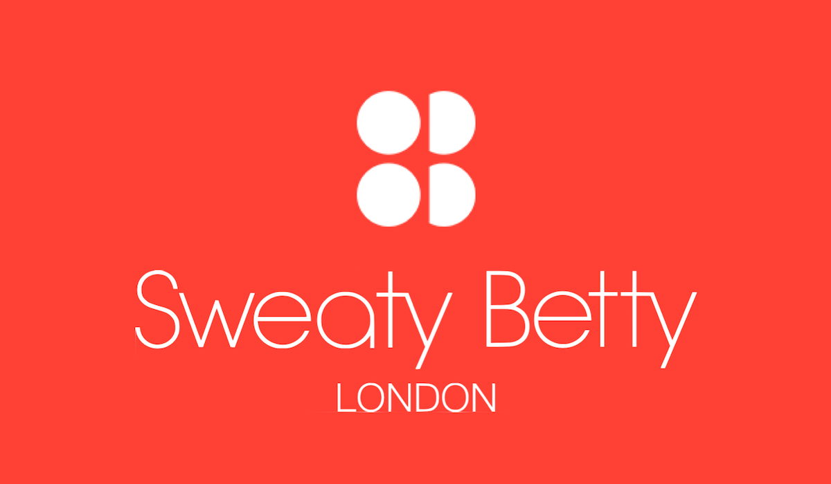 Sweaty Betty Logo Banner - Extra 20% Off Sweaty Betty Discount Code